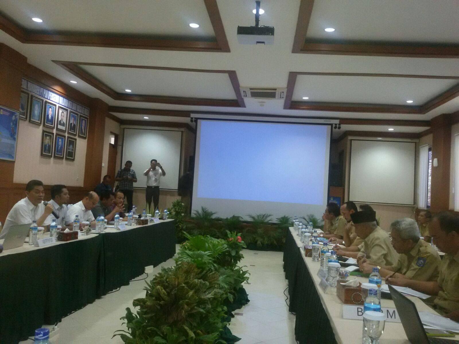 Photo of Penyelesaian Permasalahan Tata Ruang Pembangunan PLTGU Lombok Peaker 150 MW