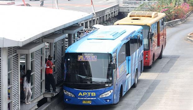 Photo of Bus Pengumpan Mulai Beroperasi