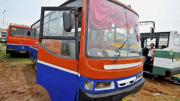 Photo of Problem Integrasi Bus Sedang