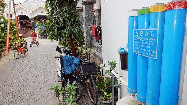 Photo of Limbah yang Menghijaukan Kampung