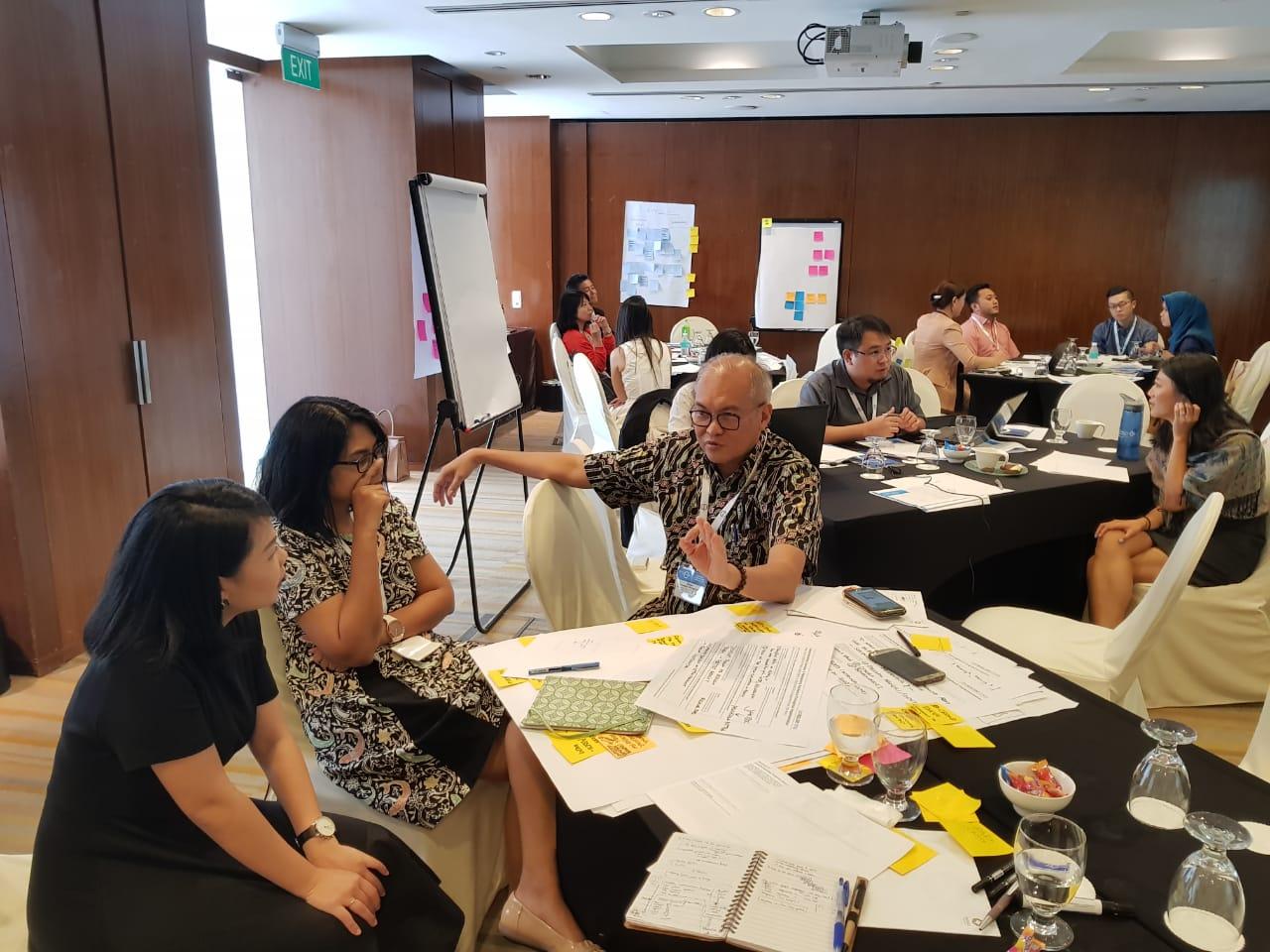 Photo of Hari Ketiga 100 Resilient Cities (100RC) Asia Pacific Implementation Training Workshop