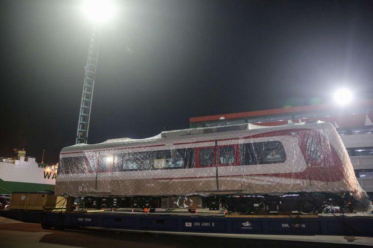 Photo of Pembangunan Stasiun LRT Memasuki Tahap Finishing