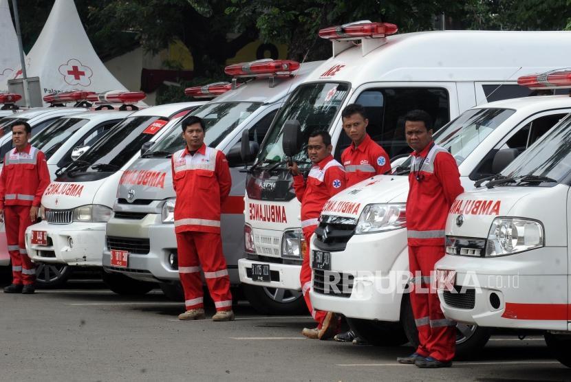 Photo of PMI Giatkan Simulasi Logistik dan Posko Hadapi Bencana