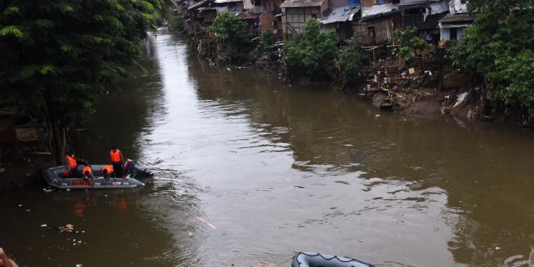 Photo of 61 Persen Sungai DKI Tercemar Berat