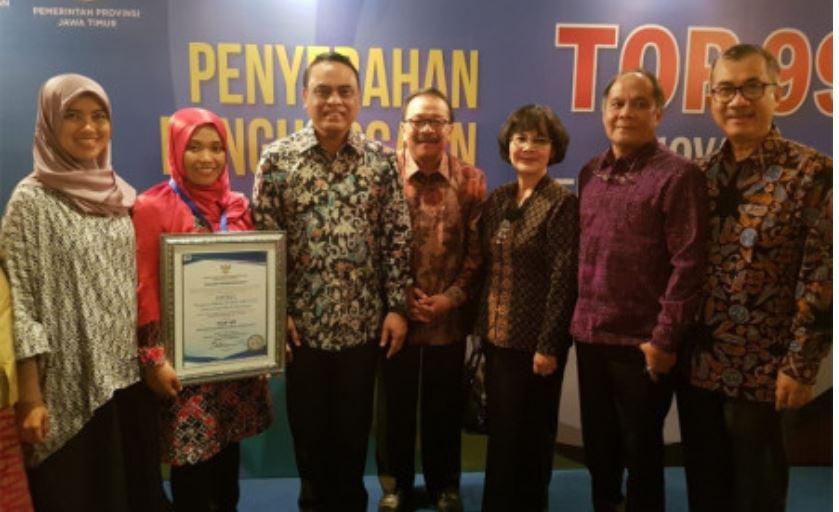 Photo of PAM Jaya-Palyja Raih TOP 99 Kompetisi Inovasi Pelayanan Publik
