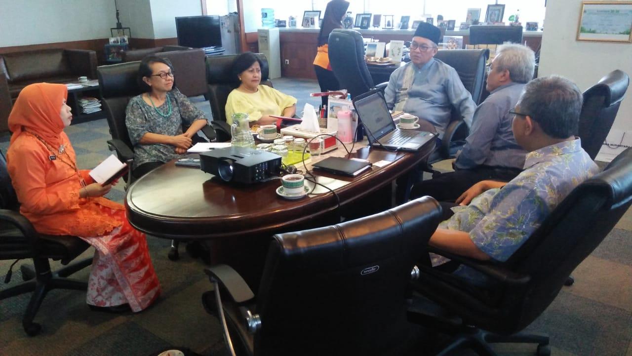 Photo of Audiensi dengan PT.Multi Energi Nabati Terkait Penanganan Sampah Menjadi Energi Terbarukan
