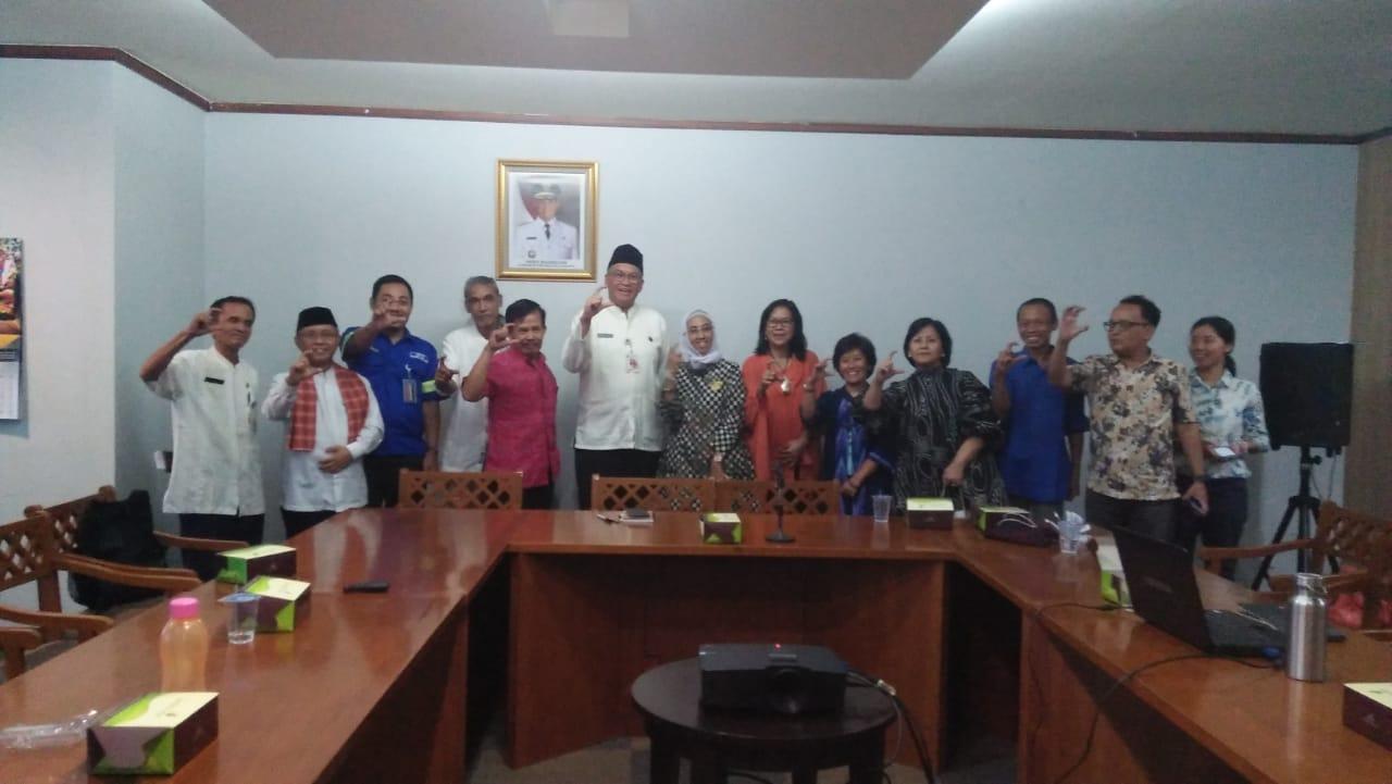 Photo of Audiensi dengan Komunitas Peduli Ciliwung