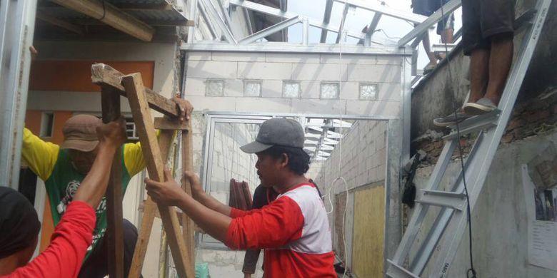 Photo of Belum Ada CSR, Pemprov DKI Tak Lanjutkan Program Bedah Rumah