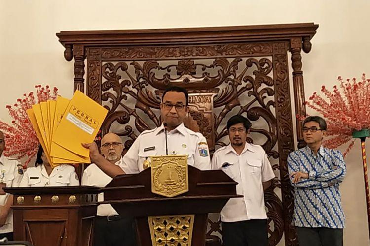 Photo of Cabut Izin 13 Pulau Reklamasi, Gubernur DKI Siap Digugat