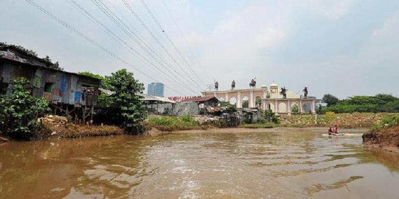 Photo of Cengkareng Disebut Jadi Titik Rawan Banjir di Jakarta Barat