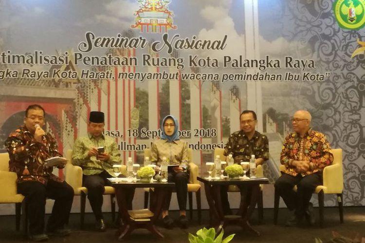 Photo of Palangkaraya Butuh Perencanaan Jangka Panjang untuk Jadi Ibu Kota Negara