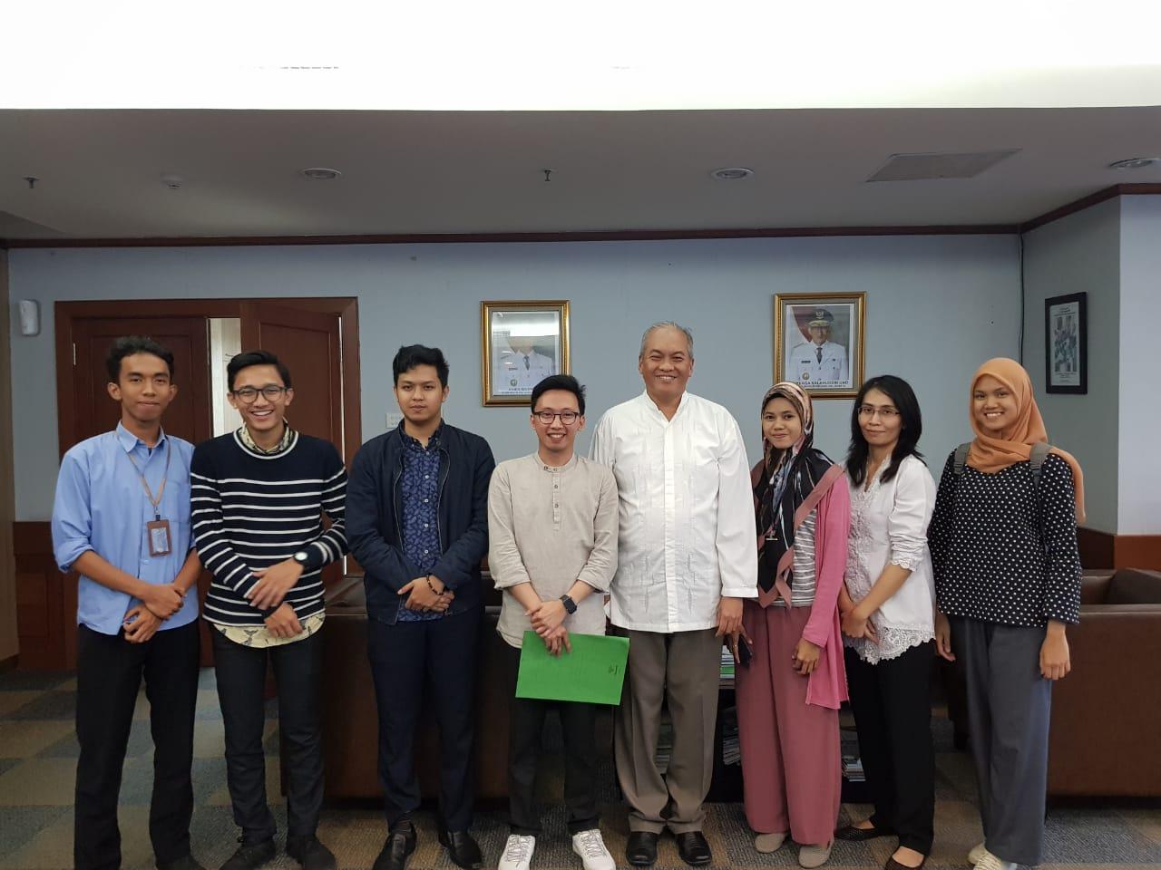 Photo of Pelepasan Arya Lahasa Putra, Staf yang telah Menyelesaikan Magang di Kedeputian Gubernur bidang TRLH