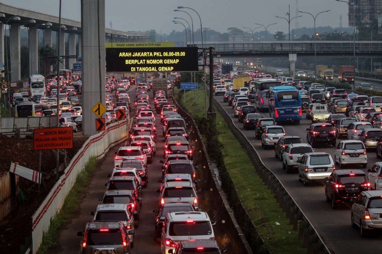 Photo of Beredar Info Ruas Jalan yang Terkena Perluasan Ganjil Genap, Ini Komentar Dishub DKI
