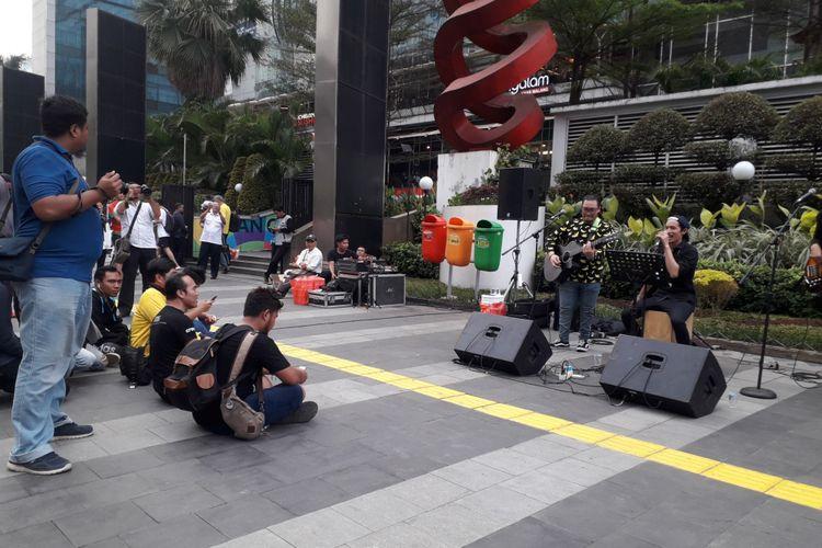 Photo of Anies: Dibanding Kota-kota Besar Dunia, Pejalan Kaki di Jakarta Paling Sedikit