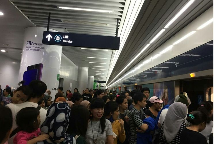 Photo of Akibat Listrik Padam, PT MRT Jakarta Alami Kerugian hingga Rp 507 Juta
