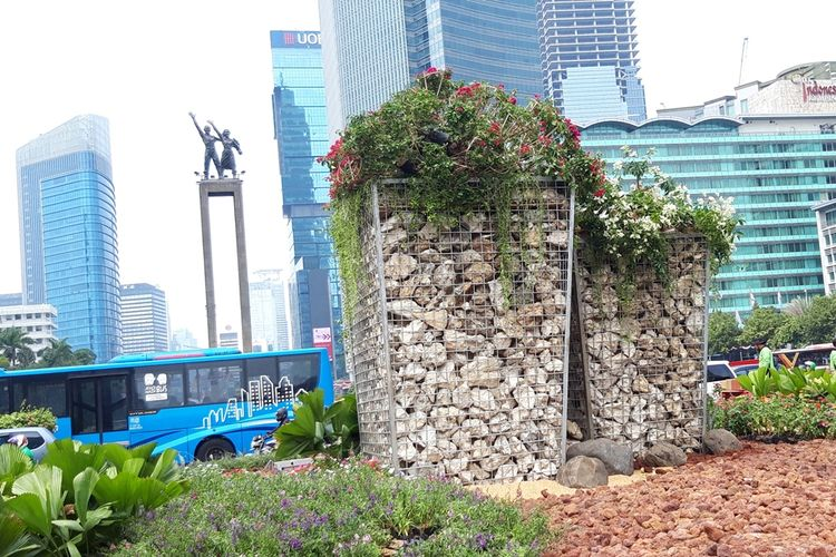 Photo of Soal Instalasi Gabion, Anies: Biasa Saja, Bagian dari Tata Taman Kota