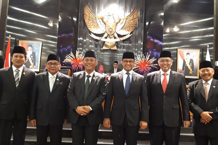 Photo of Disahkan, 4 Dinas di DKI Jakarta Akan Berubah Nama