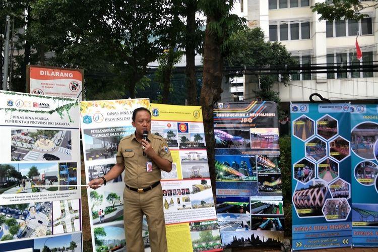 Photo of Trotoar di 31 Ruas Jalan Akan Direvitalisasi, Ini Rinciannya