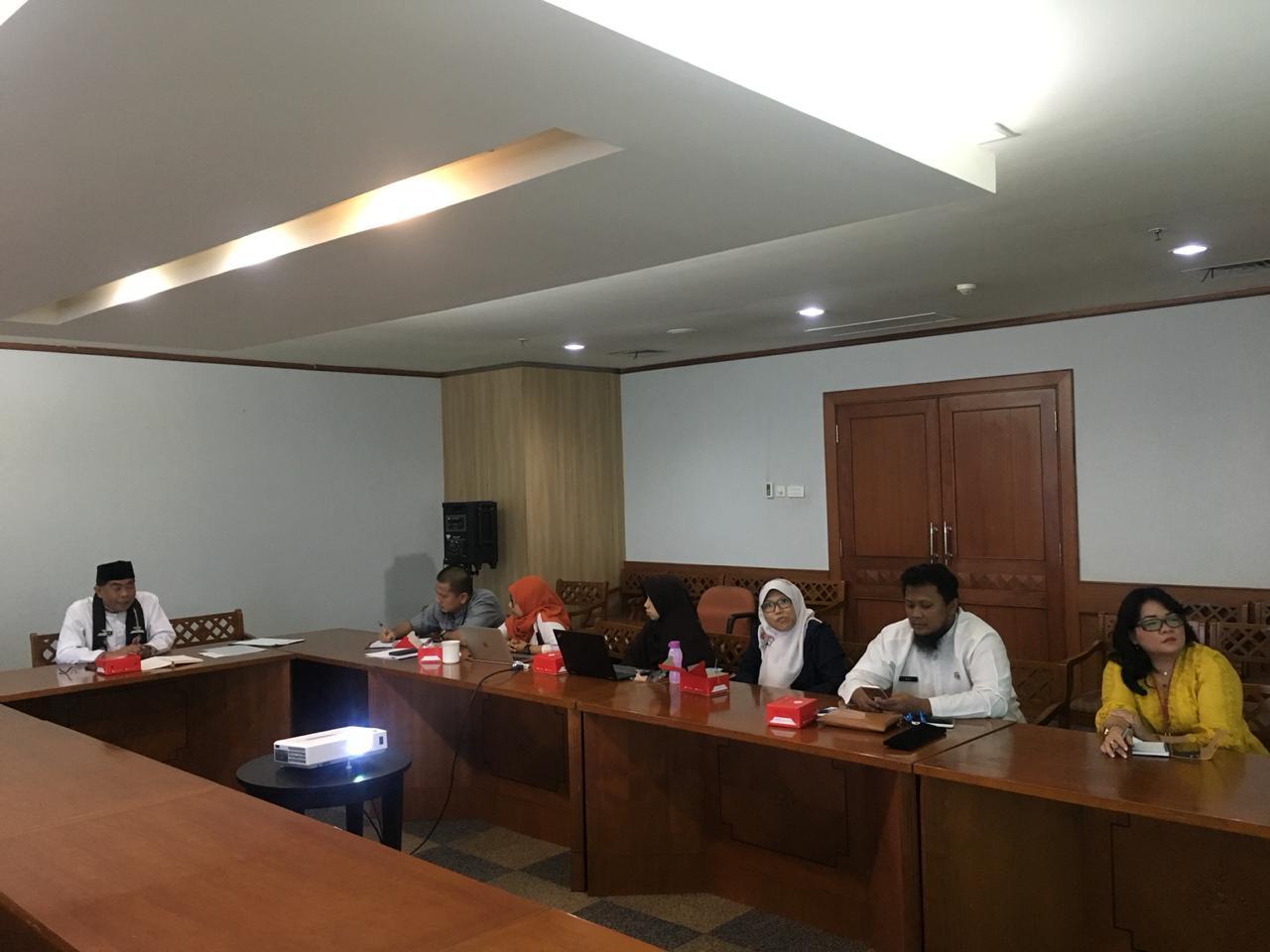 Photo of Rapat lanjutan Pengelolaan Kualitas Udara DKI Jakarta serta diskusi hasil pertemuan tahunan South-Southeast Asia – Air Improvement in the Region (SSEA-AIR) di Taiwan.