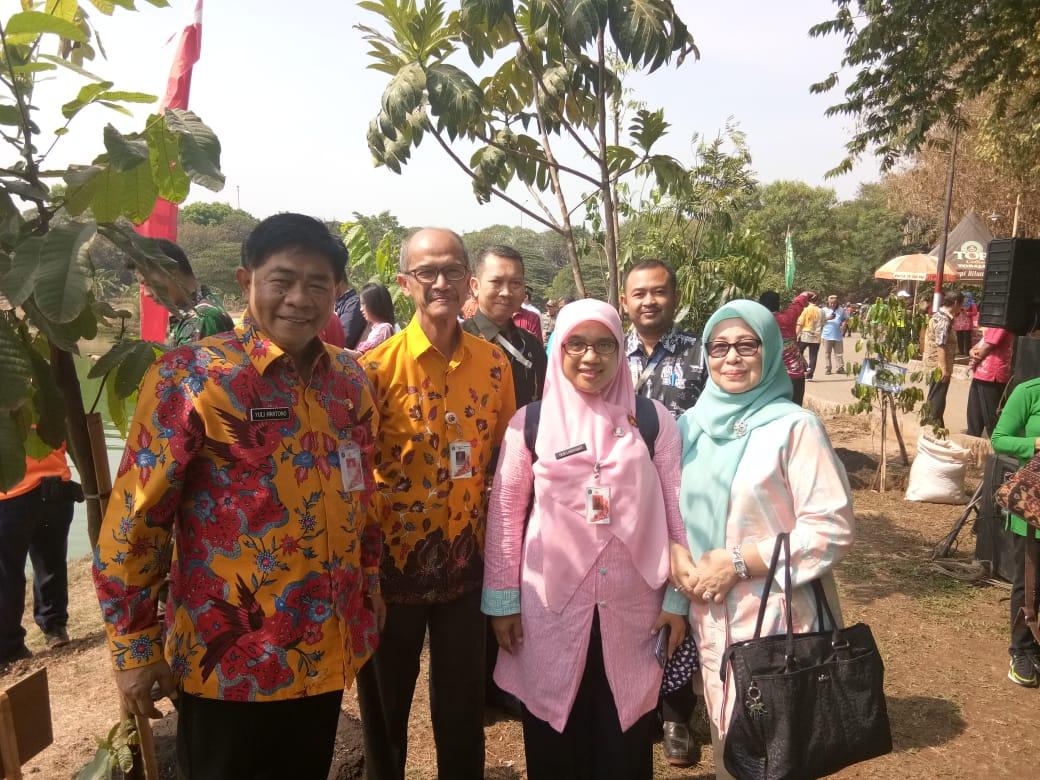Photo of Kunjungan ke Kawasan Ekowisata Cipayung Jakarta Timur