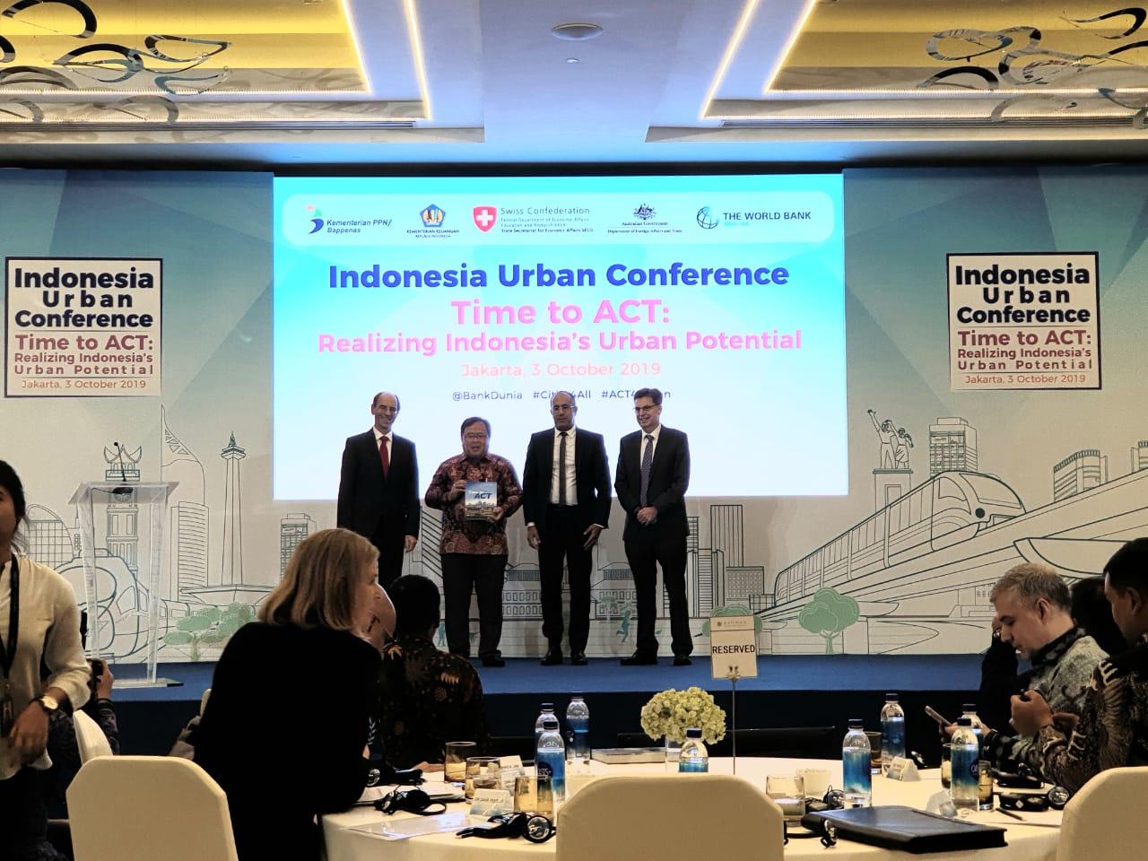 Photo of Peluncuran Urbanization Flagship Report oleh Bank Dunia