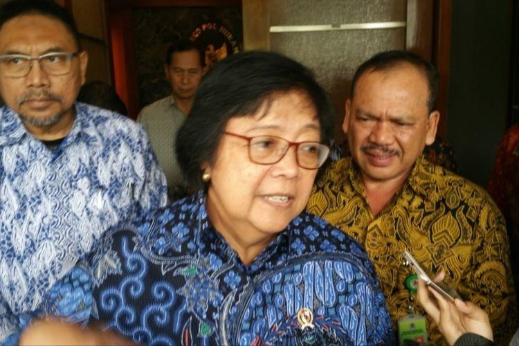 Photo of Izin Lingkungan Dihapus lewat Omnibus Law, Ini Penjelasan Menteri LHK